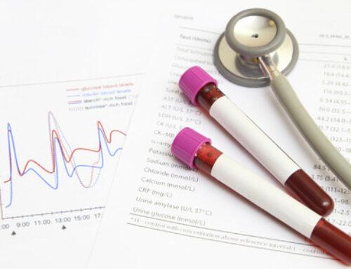 Neues Thema: Laborwerte verstehen und nutzen – Was sagt mein Blut?