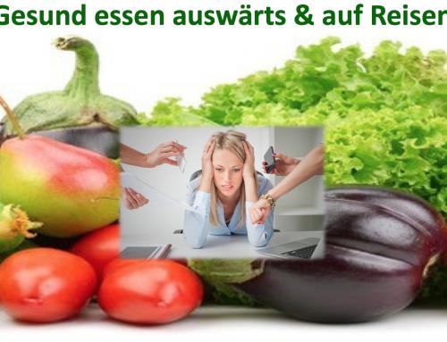 """Webinaraufzeichnung """"Essen auf Reisen"""" ist online"""